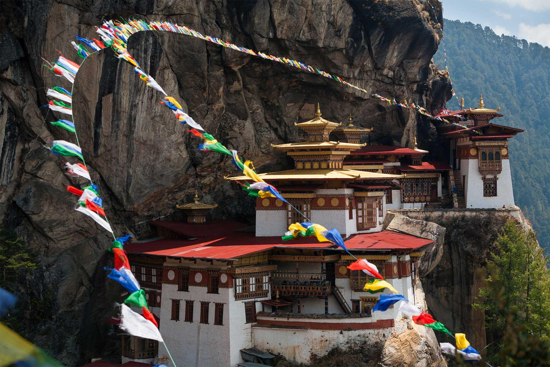 image for the tour: Bhutan 2019