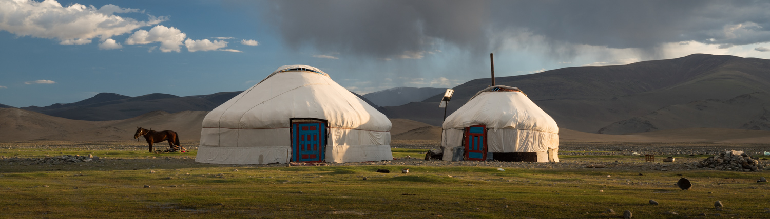 featured image of post: Mongolia and the Eagle Hunter