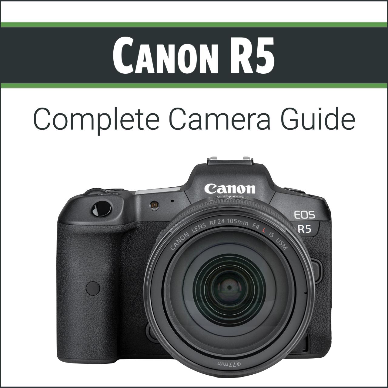 Canon R5: Complete Camera Guide