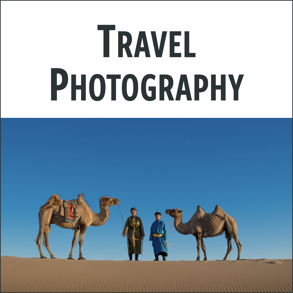 Travel Photography: CreativeLive