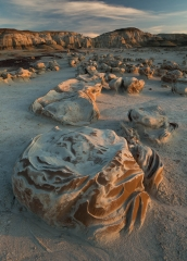 Landscape-Bisti-Badlands-New-Mexico-john-greengo