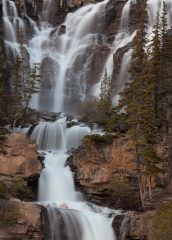 Landscape-Jasper-National-Park-Waterfall-blur-john-greengo
