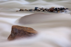 Landscape-water-over-rock-slow-shutter-blur-zion-john-greengo