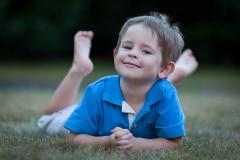 People-American-boy-on-ground-posing-john-greengo