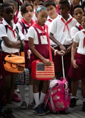 People-Cuban-Girl-American-Flag-lunchbox-john-greengo