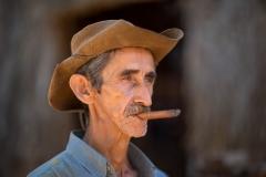 People-Cuban-Man-smoking-john-greengo